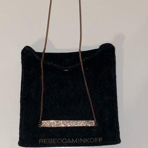 Rebecca Minkoff plate necklace!
